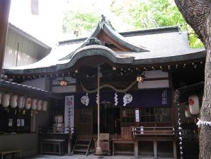 Sukunahikona Shrine, Osaka