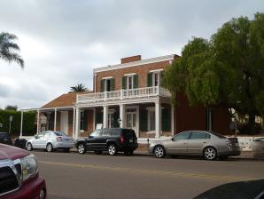 Whaley House Museum, San Diego