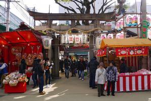 Horikawa Ebisu Shrine, Osaka