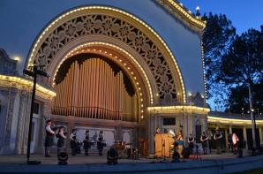 Spreckels Organ Pavilion, San Diego