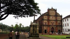 Basilica Of Bom Jesus, Panaji