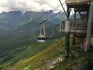 Alyeska Aerial Tram, Anchorage