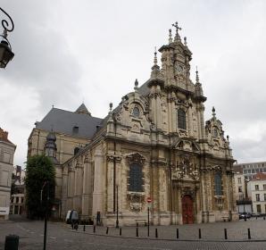 Eglise St. Jean Baptiste Au Beguinage, Brussels