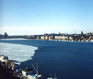 Monteliusvagen, Stockholm