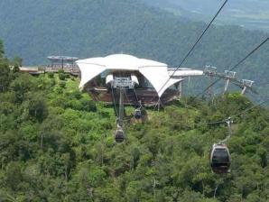 Gunung Machinchang, Langkawi Island