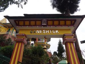Ganesh Tok, Gangtok
