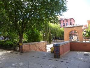Plaza Dos De Mayo, Madrid