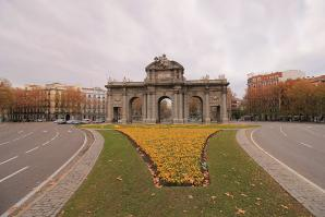 Independence Square, Madrid