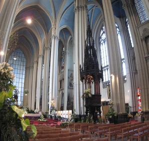 Church Of Our Lady Of Laeken, Brussels