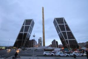 Plaza De Castilla, Madrid