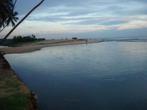 Kappil Beach And Lake, Varkala
