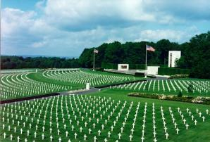 Luxembourg American Cemetery And Memorial, Luxemburg City