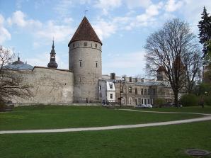 Town Wall, Tallinn