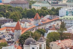 Hellemann Tower, Tallinn