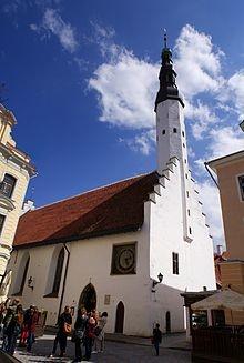 Church Of The Holy Spirit, Tallinn