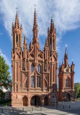 St. Anne's Church, Vilnius