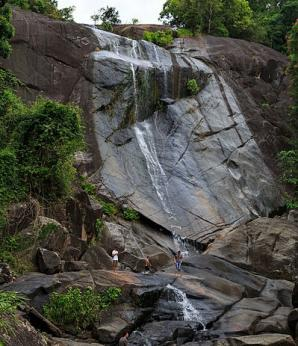 Seven Wells Waterfall, Langkawi Island