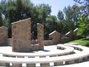 Idaho Anne Frank Memorial, Boise