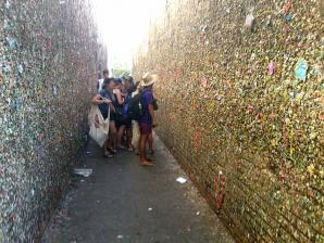 Bubblegum Alley , San Luis Obispo