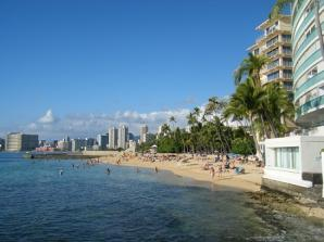 Kaimana Beach, Honolulu