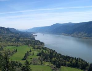 Columbia River Gorge National Scenic Area, Portland