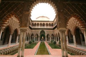 Alcazar Of Seville, Seville