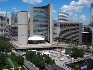 Toronto City Hall, Toronto