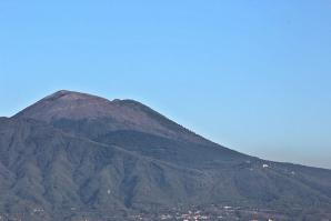 Mt Vesuvius, Naples