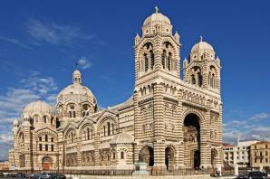 Cathedrale De La Major, Marseille