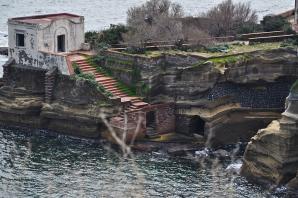 Parco Sommerso Di Gaiola Area Marina Protetta, Naples