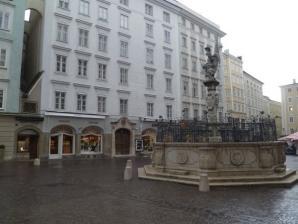 Old Market Square, Salzburg