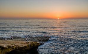 Sunset Cliffs Natural Park, San Diego