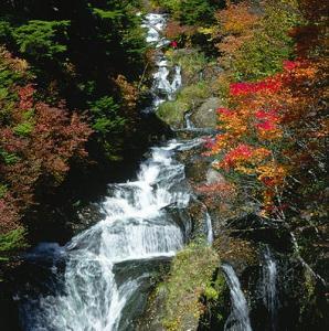 Ryuzu Falls, Nikko
