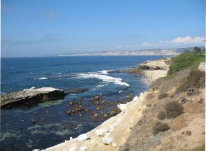 Shell Beach, San Diego