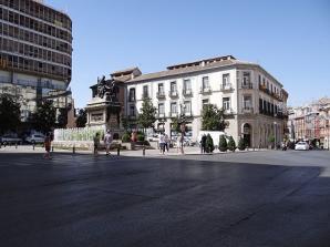 Plaza Isabel La Catolica, Granada