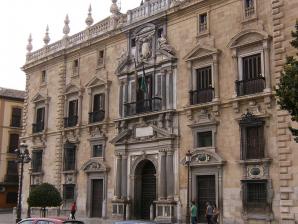Real Chancilleria, Granada