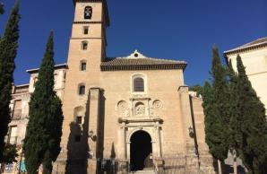 Iglesia De San Ildefonso, Granada