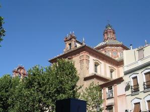 Santa Maria Magdalena, Seville