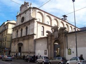 Chiesa Di San Maurizio Al Monastero Maggiore, Milan
