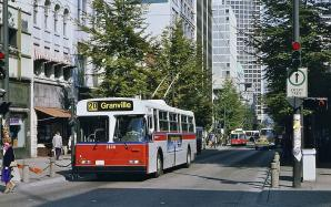 Granville Street Mall, Vancouver
