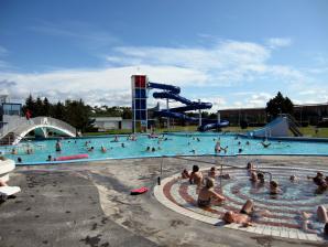 Laugardalur Park, Reykjavik