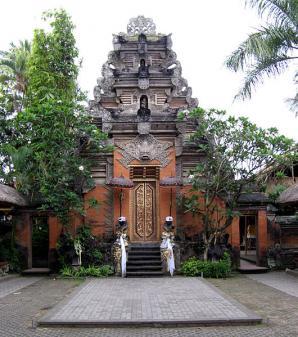 Puri Saren Palace, Bali