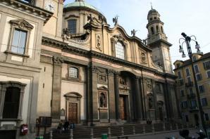 Sant'alessandro In Zebedia, Milan
