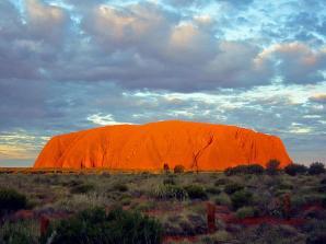 Uluru, Uluru