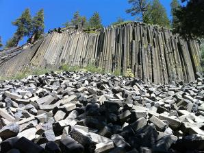 Devil's Postpile National Monument, Mammoth Lakes