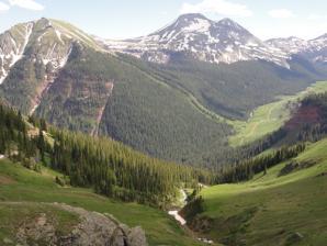 San Juan National Forest, Durango
