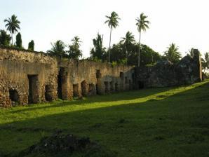 Mtoni Palace Ruins, Zanzibar