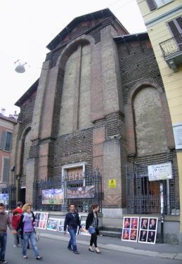Santa Maria Delle Grazie Al Naviglio, Milan