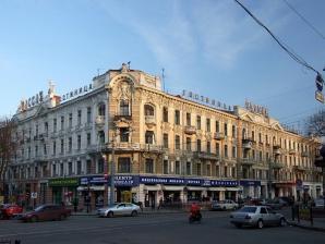 Passage, Odessa