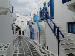 Matoyianni Street, Mykonos